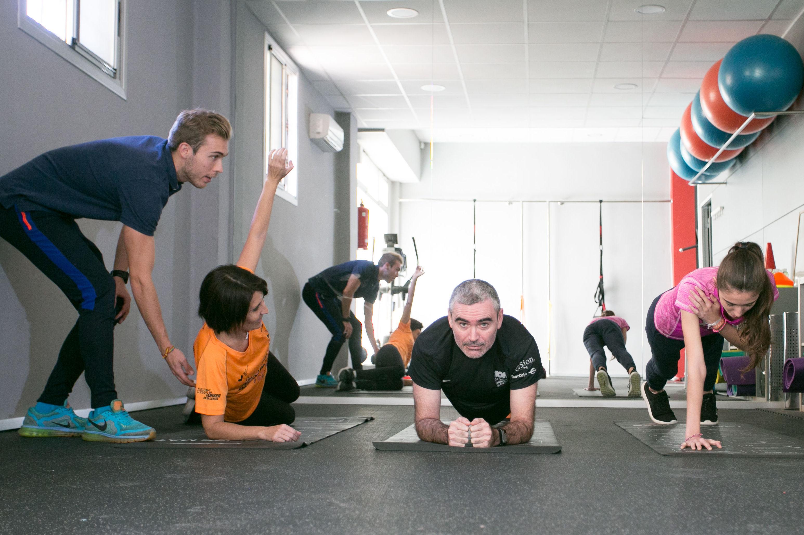 Pilates terapéutico en Valencia 3